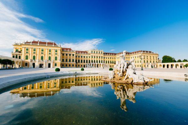 Autriche-Vienne-Chateau