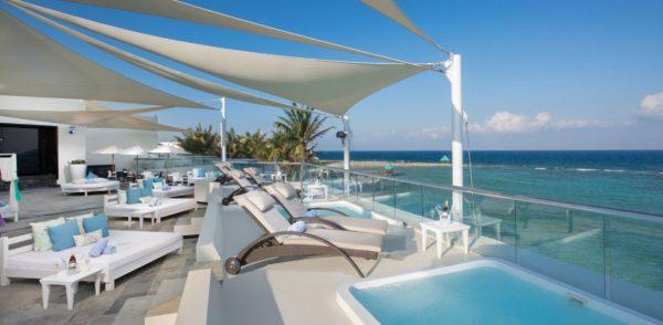 Hebergement-balcon -luxe