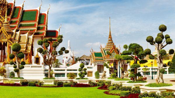 Temples -Thais-Bouddhisme