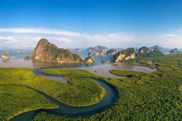 ASie-Sud.E- Thailande-Baie-Phhang-nga-bay