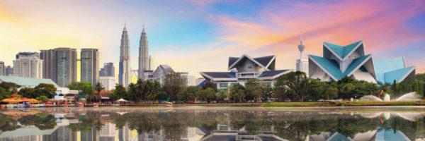 Kula-Lumpur -centre-ville -structures