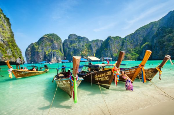 Thailande -Koh- phi-phi-bay