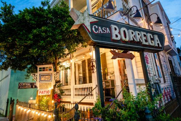 Casa-Borrega-N. Orleans- culture -bouffe