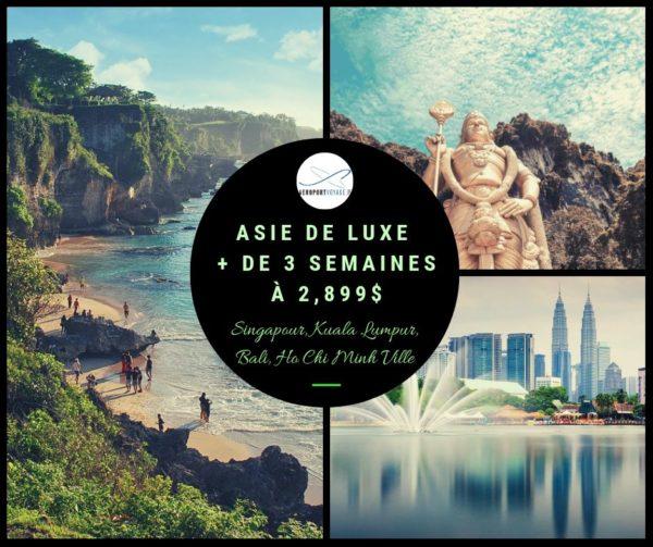 Tour-Asie -de luxe