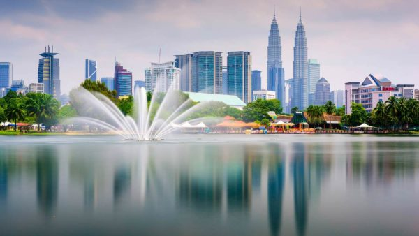 Kalua Lumpur- Centre-ville-Tours Petronas