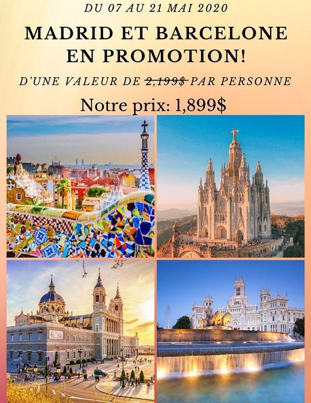 madrid-barcelone-promotion-voyage